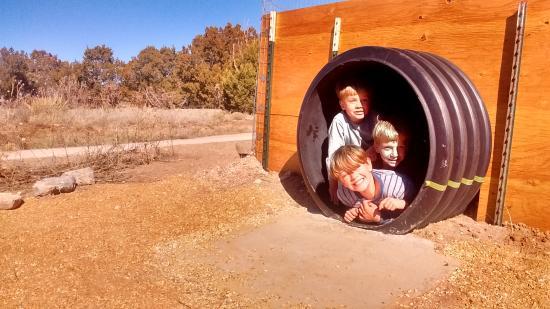 Edgewood, New Mexiko: Interactive Kids Trail