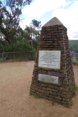 Blackheath, Australia: het uitkijkpunt