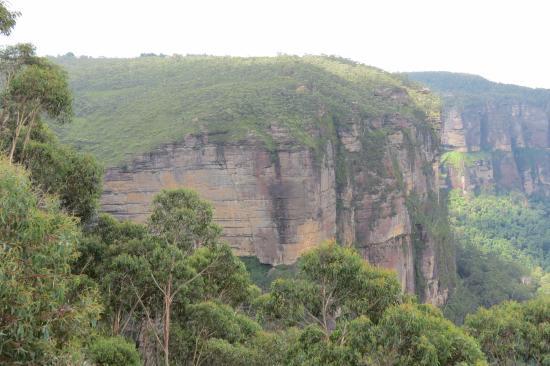 Blackheath, Australia: het uitzicht