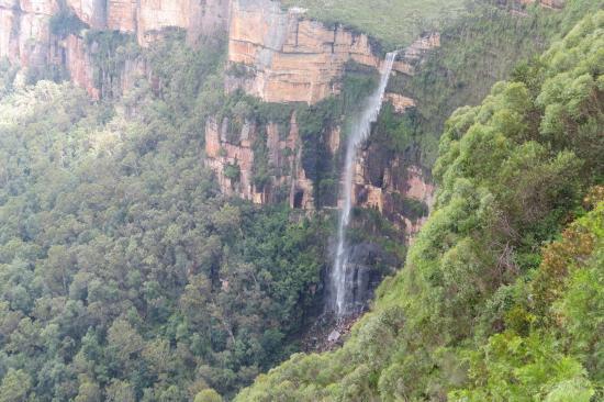 Blackheath, Australia: de waterval