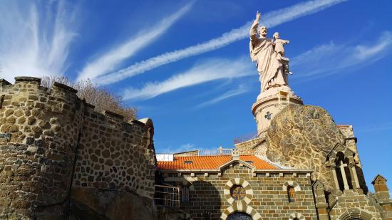 Shrine Of St. Joseph : Au sommet du sanctuaire