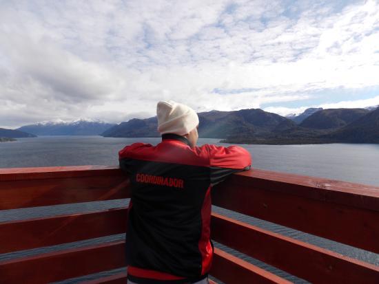Antuquelen Hosteria Patagonica: Esto fue en el fin de semana largo Mayo del 2014