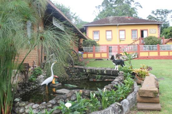 Pousada Fazenda Rio das Pedras