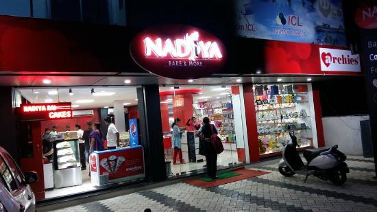 Nadiya Bake & More