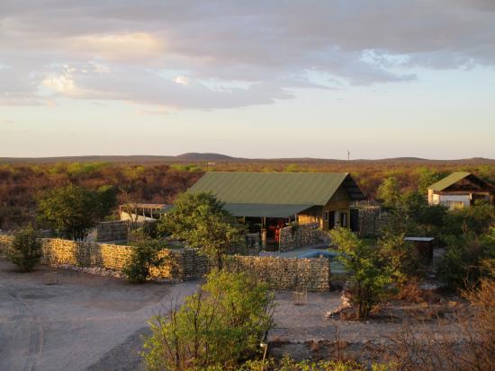 Mopane Village Lodge Etosha