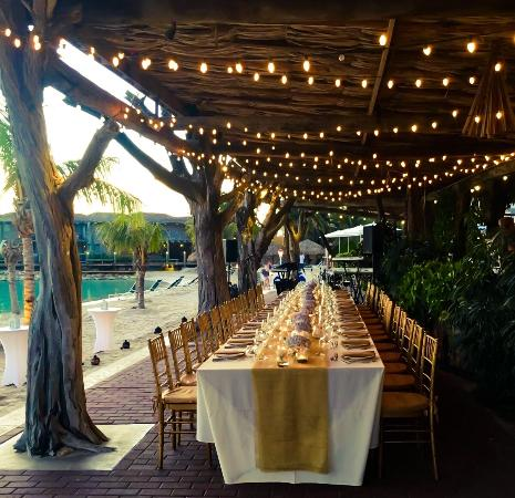 wedding dinner at sea terrace picture of avila beach hotel