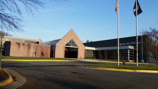 ‪Spring Hill Recreation Center‬