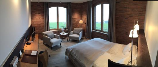 restaurantterrasse bild von hotel seesteg norderney tripadvisor. Black Bedroom Furniture Sets. Home Design Ideas