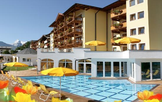 Hotel Alpenblick : Außenpool