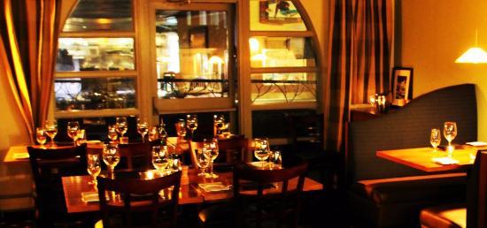 Stratton Mountain, VT: Dining area