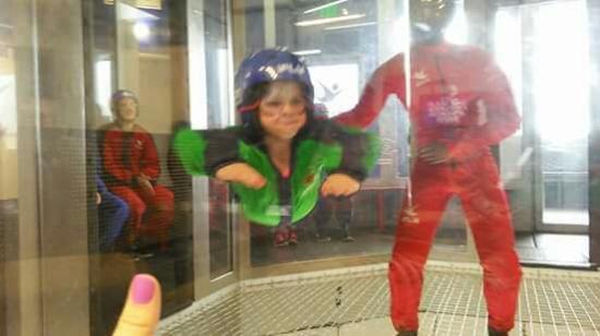 iFLY Indoor Skydiving San Francisco Bay