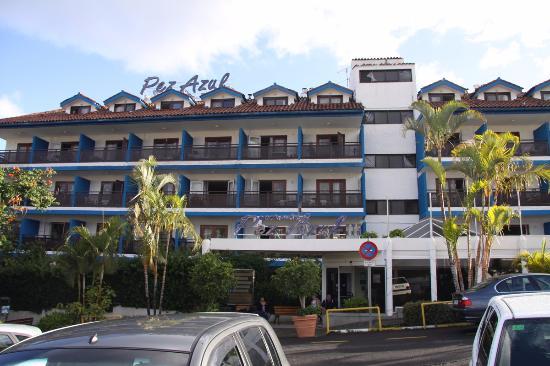 Camas picture of apartments pez azul puerto de la cruz for Camas tenerife