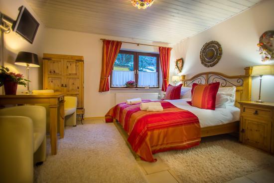 Gästehaus-Pension Zeranka: Doppelzimmer Komfort