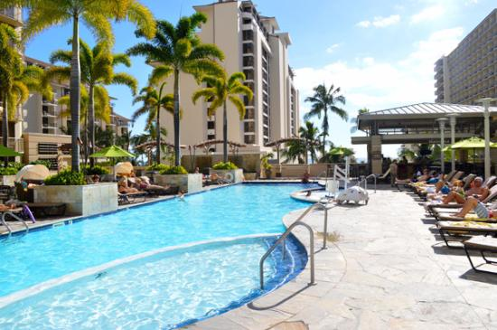 Beautiful Pool Area Picture Of Embassy Suites By Hilton