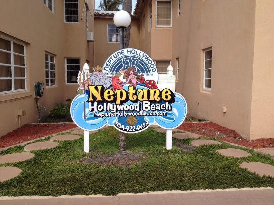 Neptune Motel Hollywood Beach