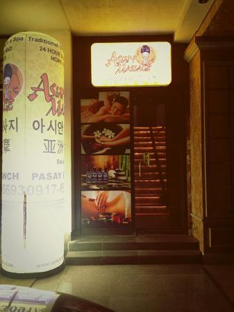 Asian massage makati can