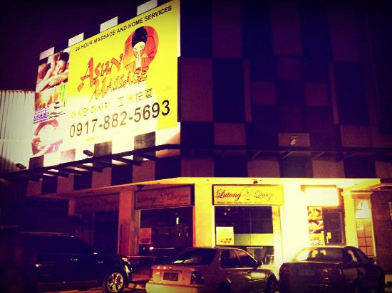 Asian massage makati excellent message))