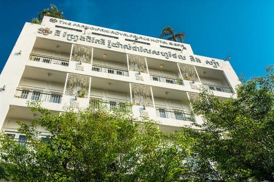 프란지파니 로열 팰리스 호텔