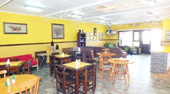 Hostal Maipu Street: Breakfast & Lounge Area