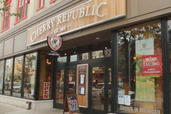 Cherry Republic of Traverse City