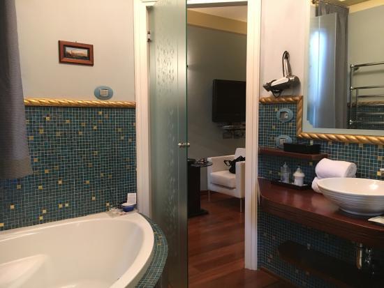 Junior suite foto di hotel tosco romagnolo bagno di - Hotel bagno di romagna ...