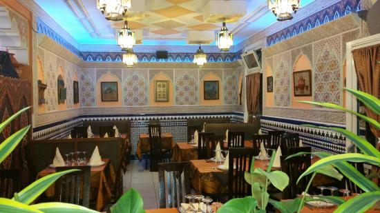 Restaurant La table marocaine