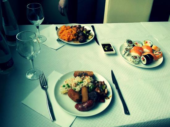 buffet picture of restaurante wok buffet gijon tripadvisor rh tripadvisor co za