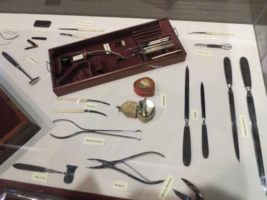 National Museum of Civil War Medicine: Surgical Instruments