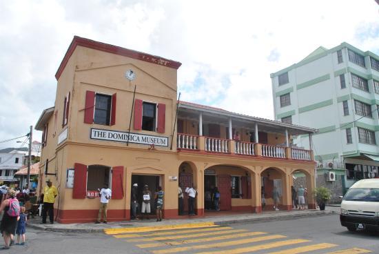 Roseau Museum : Dominica Museum...
