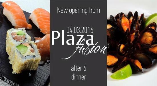 Plaza Fusion Restaurant
