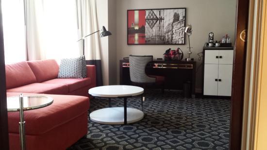 junior suite sofitel washington dc picture of sofitel washington rh tripadvisor com