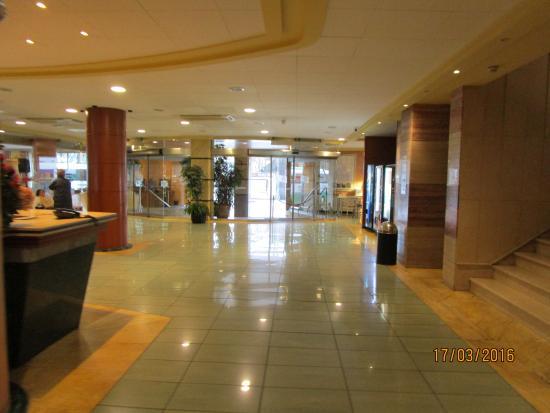 Hotel Miramar Lloret De Mar Homepage