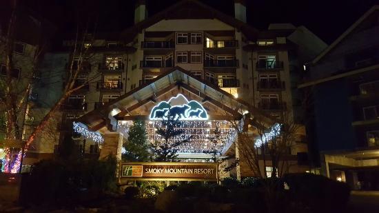 加特林堡大煙山假日俱樂部飯店照片
