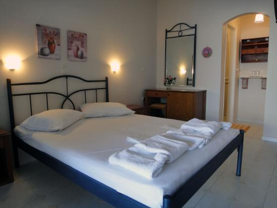 Pension Flora : Double Room