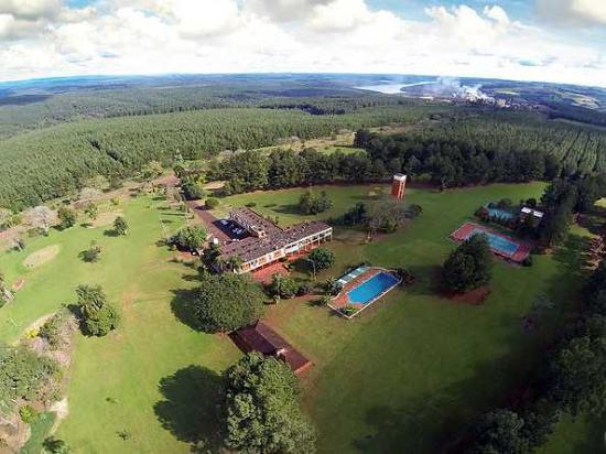 Capiovi, Argentina: Foto Aerea del Hotel