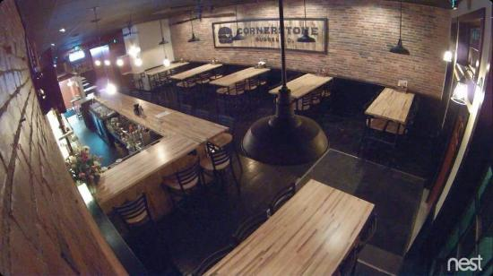 Northfield, Βερμόντ: Cornerstone Burger Co
