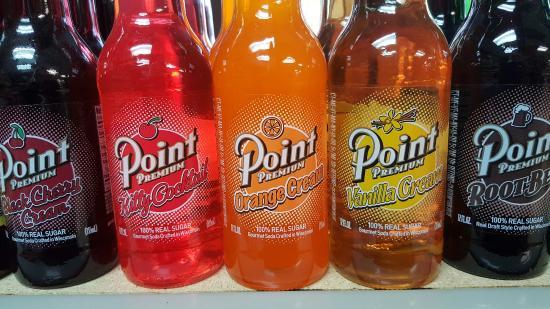 Soda Pop Central: Point Soda Pop