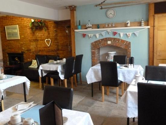 The Bedford Guest House: Breakfast Room