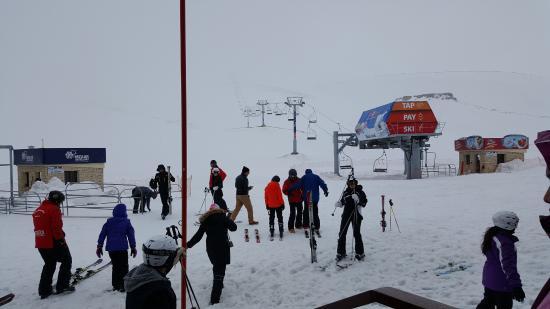 Kfardebian, Libanon: Ski slopes
