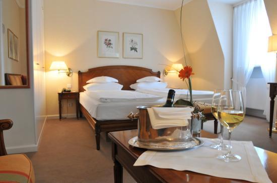 Romantik Hotel Zehntkeller: Impressionen