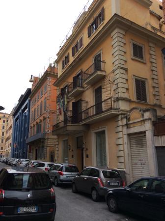 Hotel centro foto di hotel centro roma roma tripadvisor for Hotel roma centro