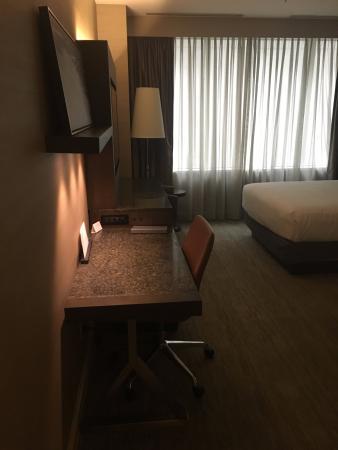 Buen hotel, ubicación excelente