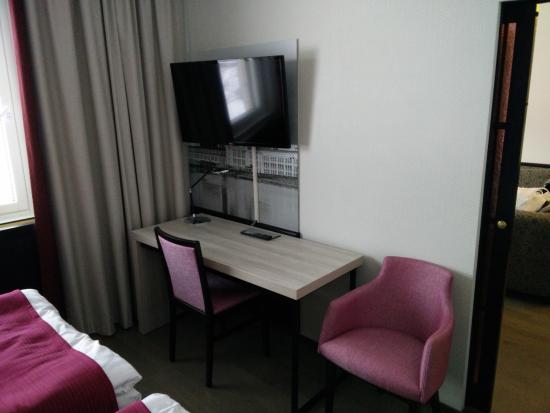 Hotel Oscar: Suite