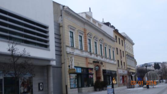 Hotel Atrium: Здание