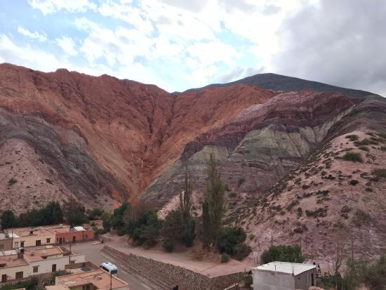 Purmamarca, Argentinië: Cerro el Porito