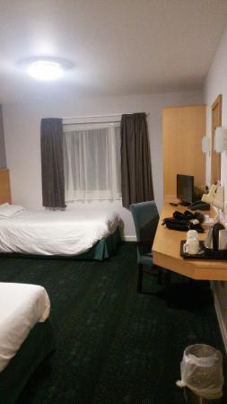 Olympic Lodge : Double room