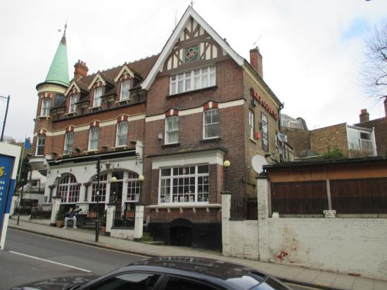 view from highgate hill picture of the old crown inn rooms london rh tripadvisor co nz