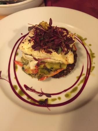 Dalwood, UK: Amazing food, beautifully presented