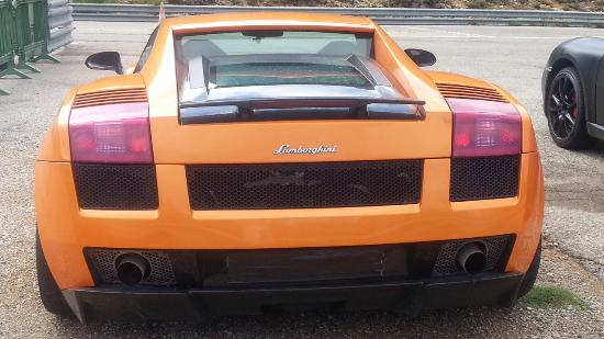 Vauvenargues, Francja: Lamborghini