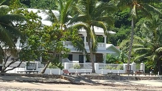 เกาะพราสลิน, เซเชลส์: Anse possession